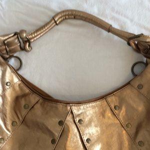 Bags - Gold Bag